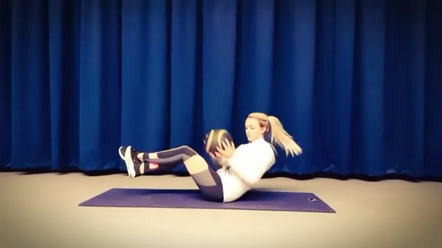 #WorkoutVideos: Female Guide To Ab Routine