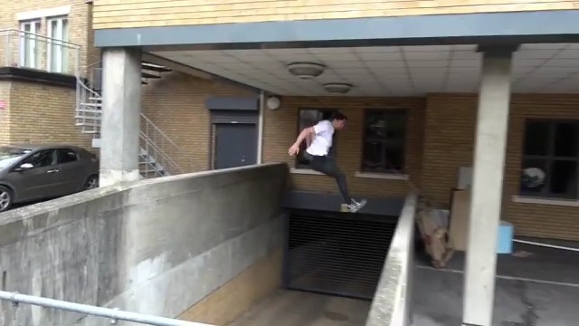 Parkour is not everyone... watch these guys leap and risk death 💀