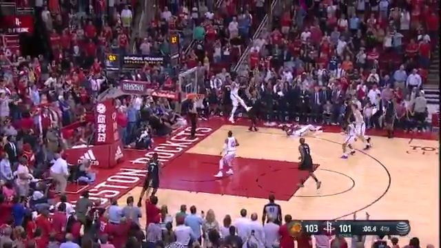 Houston Rockets' Gerald Green sinks 3-point game winner! 🏀